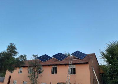 Instalación de placas solares de 5 kw en Córdoba