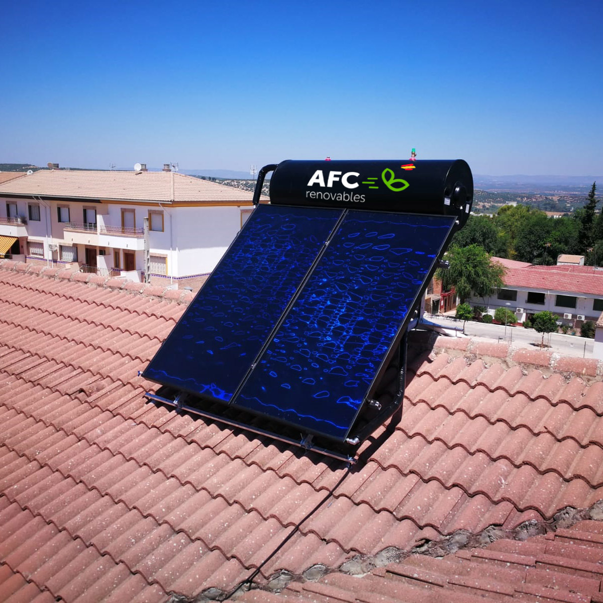 AFC renovables - Energía termíca